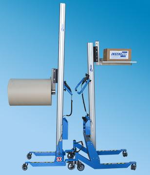 Accessoires pour chariots de manutention semi-pro et pro