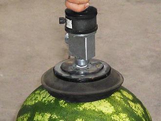Préhension par ventouse silicone dans l'agroalimentaire