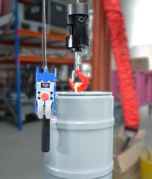 Equilibreur In-Lift avec commande à palettes à vitesse progressive