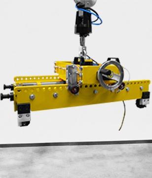 Outillage spécifique à expansion mécanique avec IN-LIFT®